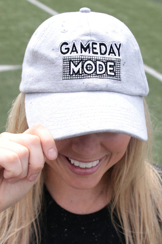 Cap - Gameday Mode (Grey)