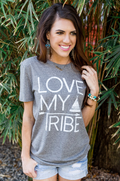 Love My Tribe - Short Sleeve