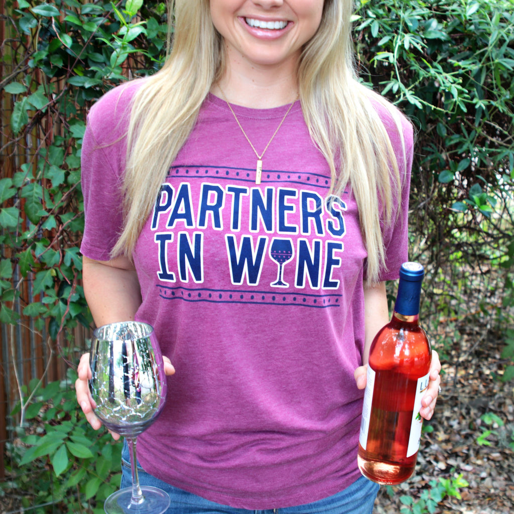 Partners in Wine - Wine - Short Sleeve