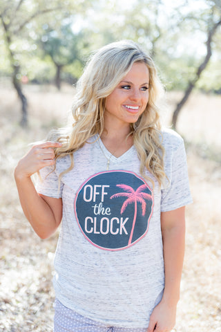 Off The Clock - Short Sleeve