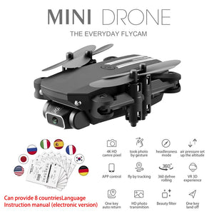 2020 NEW drone 4k HD wide angle camera - sindbad toys