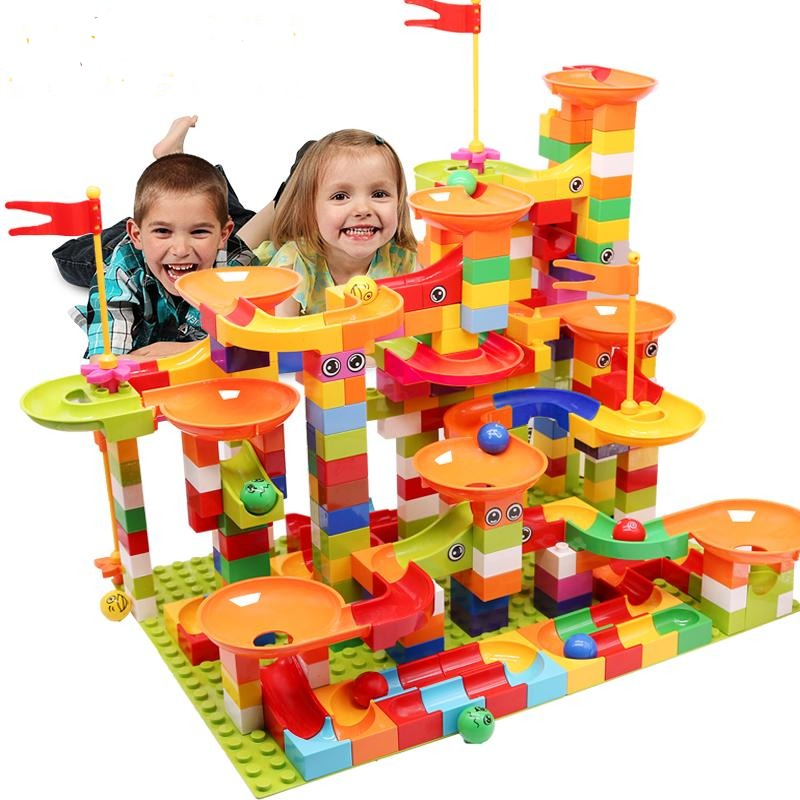 Building Blocks Plastic - sindbad toys