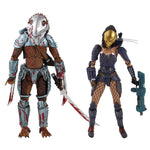 Load image into Gallery viewer, Alien Predator Machiko Noguchi Hornhead Predator Action Figures PVC CollectionModel Toys - sindbad toys