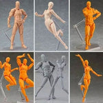 Carregar imagem no visualizador da galeria, Anime Figma Archetype Next Body She/He PVC