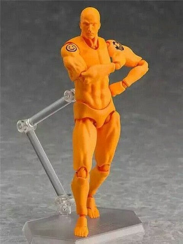 Anime Figma Archetype Next Body She/He PVC