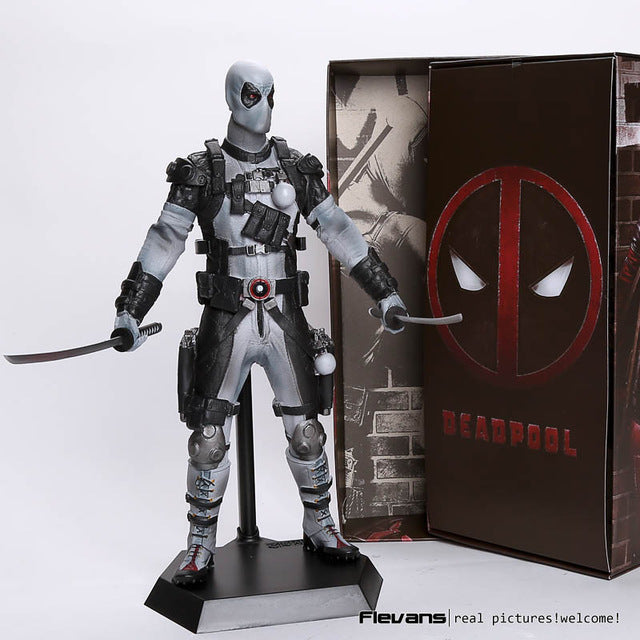 Crazy Toys Deadpool PVC Action Figure Collectible - sindbad toys