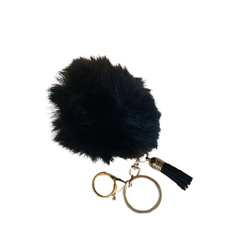 Furry Keychain / Purse accessorie