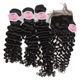 Bundle Deals W/4x4 Closure
