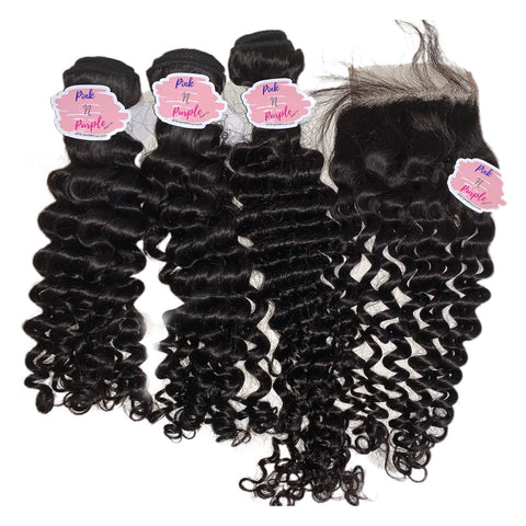 Bundle Deals W/Frontal
