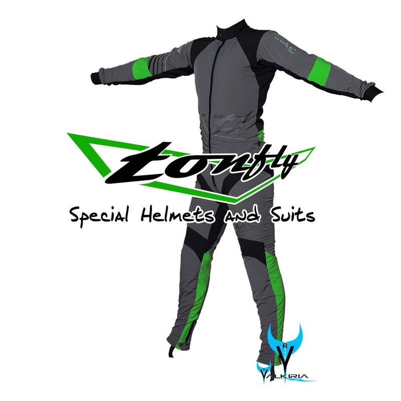 Tonfly Custom Suits - Valkiria Extreme
