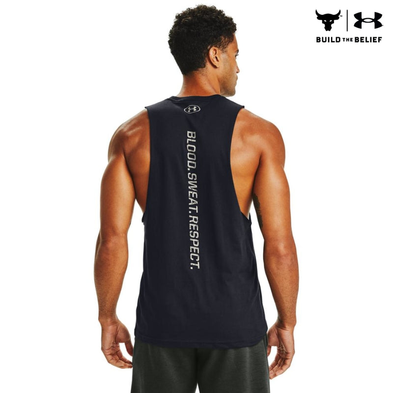 Men's Project Rock BSR Tank - Valkiria Extreme