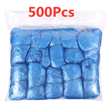 Shoe Covers Disposable Waterproof 100/200/500Pcs