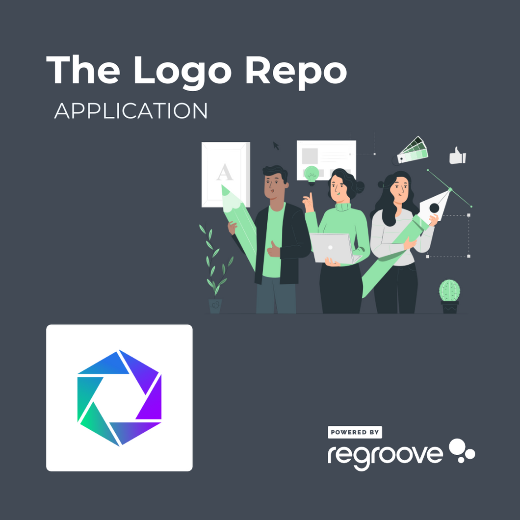 The Logo Repo Application