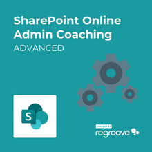 Load image into Gallery viewer, Microsoft SharePoint Online Administrator Coaching Powered by Regroove