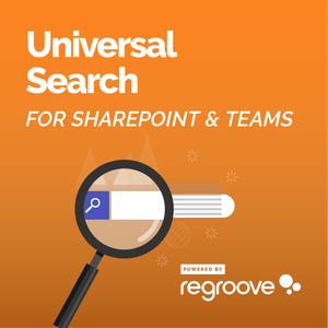 Universal Search for SharePoint Online and Microsoft Teams