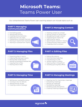 Load image into Gallery viewer, Microsoft Teams Power User Coaching Session by Regroove