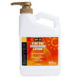 SP1132 - Sawyer Stay Put System 1 SPF 30- 32 oz Pump