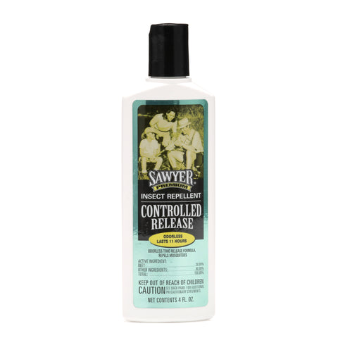 SP524N Sawyer Premium Controlled Release Insect Repellent - 4 oz Lotion