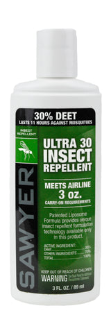 SP533 - Sawyer Premium ULTRA 30™ Insect Repellent Lotion, 3OZ
