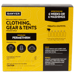 SP645 - Sawyer PremiumClothing, Gear & Tents - Treatment Pack - Six 4.5oz Bottles Trigger Spray