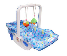 Load image into Gallery viewer, Multipurpose 10 in 1 Carry Cot Cum Bouncer Feeding Chair, Baby Carrier, Baby Chair, Rocker, and More