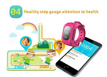 Load image into Gallery viewer, Sekyo Smart Kids GPS Tracking Watch with 3G SIM, Mobile Tracking, sos, Calling Function for Kids Safety
