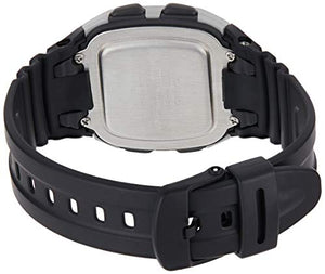 Casio Youth Digital Grey Dial Men's Watch - W-96H-1AVDF (D031)