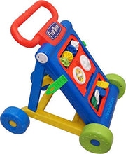 Load image into Gallery viewer, JoyKart™ My First Step Baby Activity Walker (Blue, 9 Months -1.5 Years)