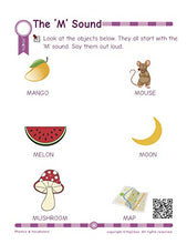 Load image into Gallery viewer, Phonics & Vocabulary: Pre Kindergarten Workbook (Little Genius Series)