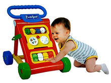 Load image into Gallery viewer, Toyboy My First Step Baby Activity Walker (Red, 9 Months -1.5 Years)