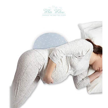 Load image into Gallery viewer, Multipurpose Memory Foam Pregnancy Pillow for Pregnant Women