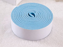 Load image into Gallery viewer, KiddySafe Premium Kid's Safety Furniture, Marble, Wall & Glass Edge Cushion Protector 2 Meter Flat Tape/Bar/Strips Light Blue Tape. (Pack of 2)