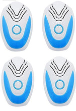 Load image into Gallery viewer, iGADG Pack of 4 Ultrasonic Pest Repeller for Rat, mice, Cockroach, Insects, Ants, Mosquito Reject