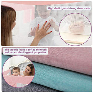 Baybee Bed Rail Guard for Baby Safety-Portable and Foldable Full Bed Rail for Kids