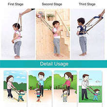 Load image into Gallery viewer, SYGA Baby Toddler Walking Assistant Harness Baby Walking Learning Belt Helper Walker Wings Safety Walking Harness Walker for Baby 6-24 Months_SkyBlue