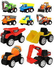Load image into Gallery viewer, FunBlast Pull Back Vehicles Toy Cars and Trucks for 3+ Years Old
