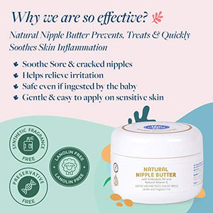 The Moms Co. Nipple Butter