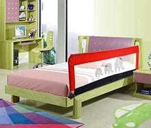 Load image into Gallery viewer, LuvLap Bed Rail Guard for Baby Safety