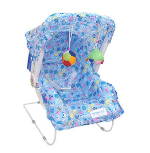 Multipurpose 10 in 1 Carry Cot Cum Bouncer Feeding Chair, Baby Carrier, Baby Chair, Rocker, and More
