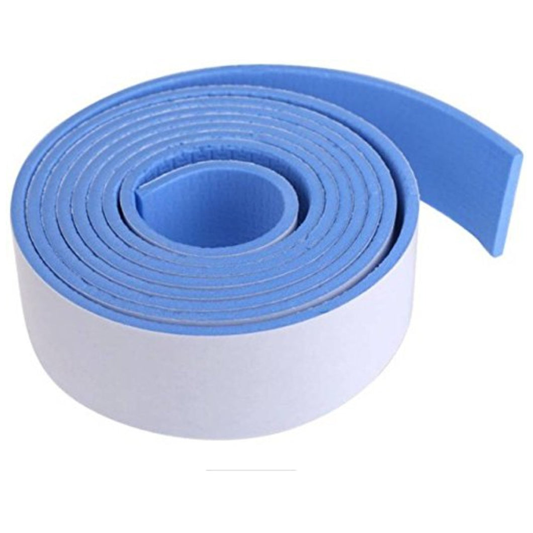 KiddySafe Kid's Safety Edge Cushion Protector 2 Meter Flat Tape