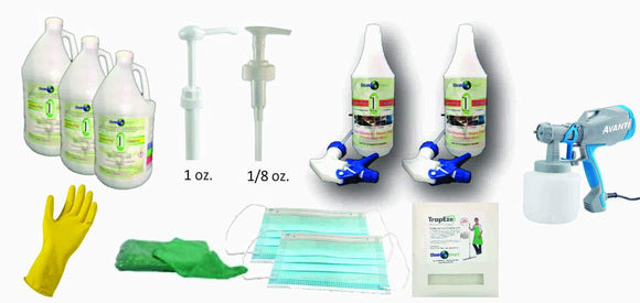 Bantec Disinfecting Kit