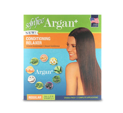 SofnFree Argan Conditioning Relaxer (2 Pack)