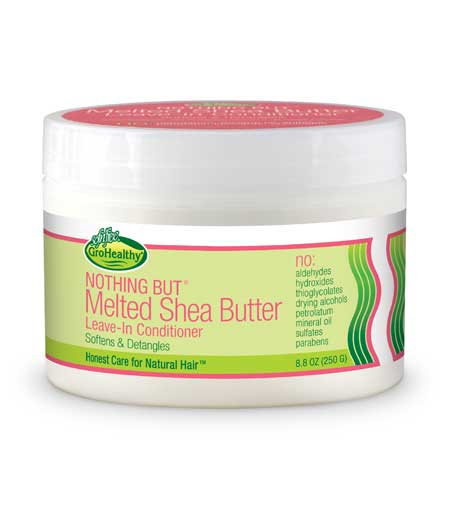 Melted Shea Butter Leave-In Conditioner