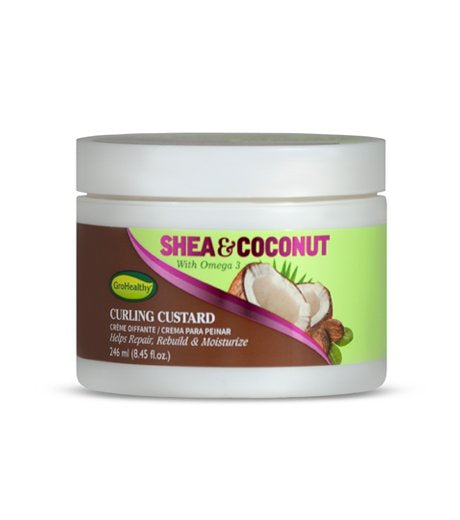 Shea & Coco Curling Custard