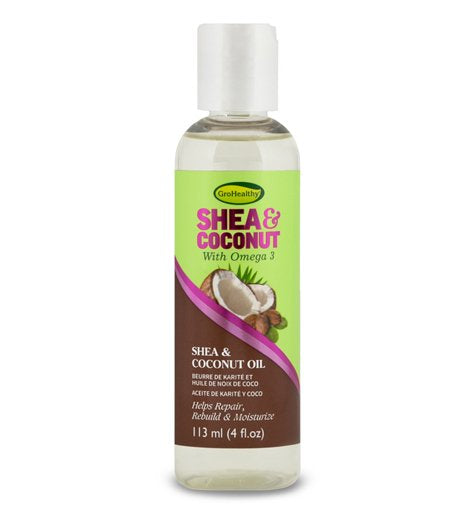 Shea & Coco Oil Hair Treatment