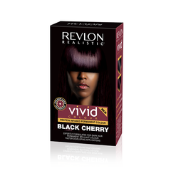 Revlon Realistic Vivid Colour Black Cherry