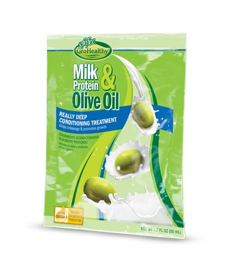 Milk & Olive Really Deep Condition Treatment