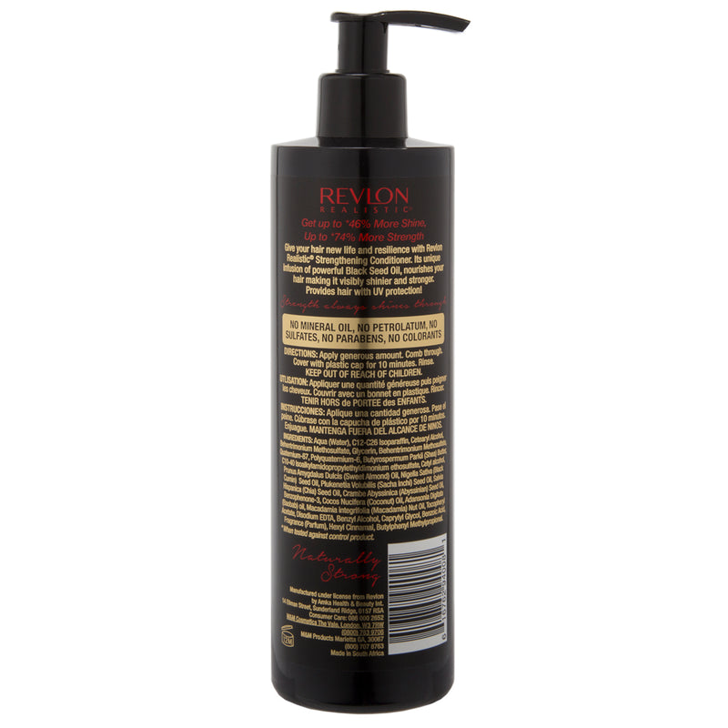Revlon Realistic Black Seed Oil Conditioner