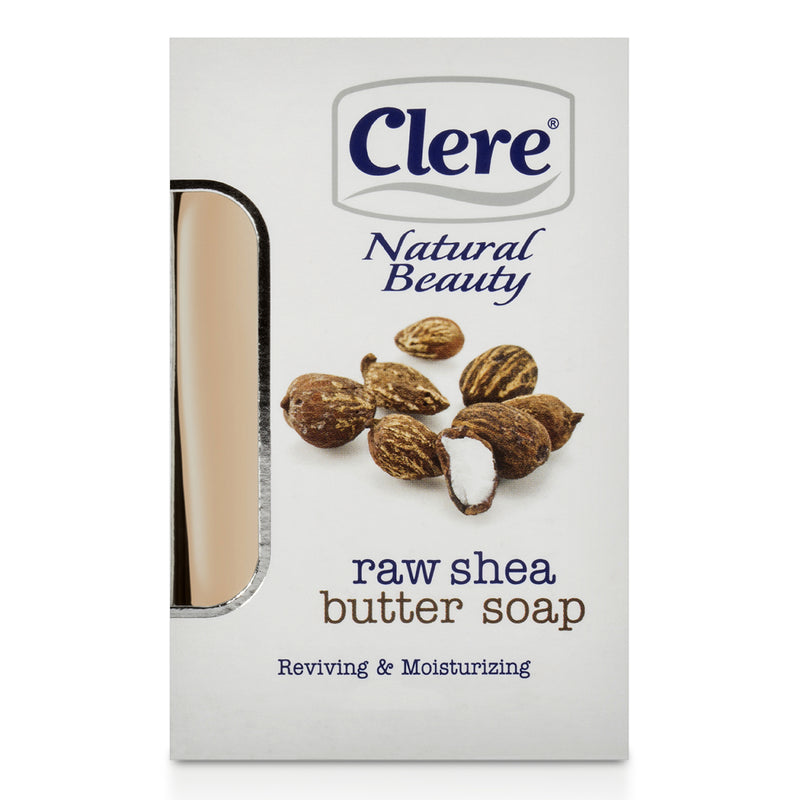 Clere Raw Shea Butter Soap