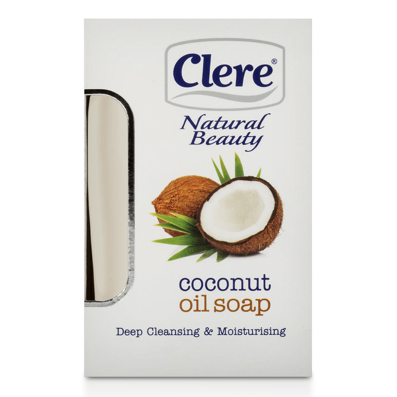 Clere Coconut Oil Soap